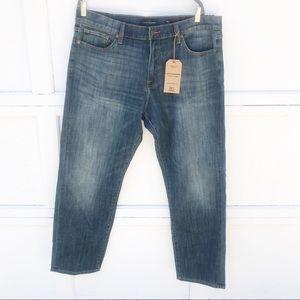 Lucky Brand 221 Original Straight Leg Jeans